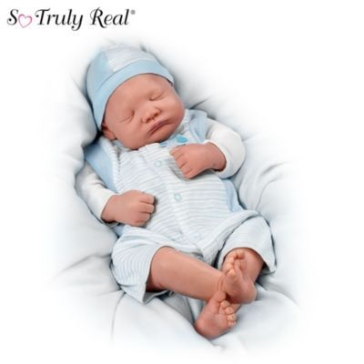 """Baby Emily/"""" So Truly Real doll Neb Ashton Drake /""""Welcome Home"""