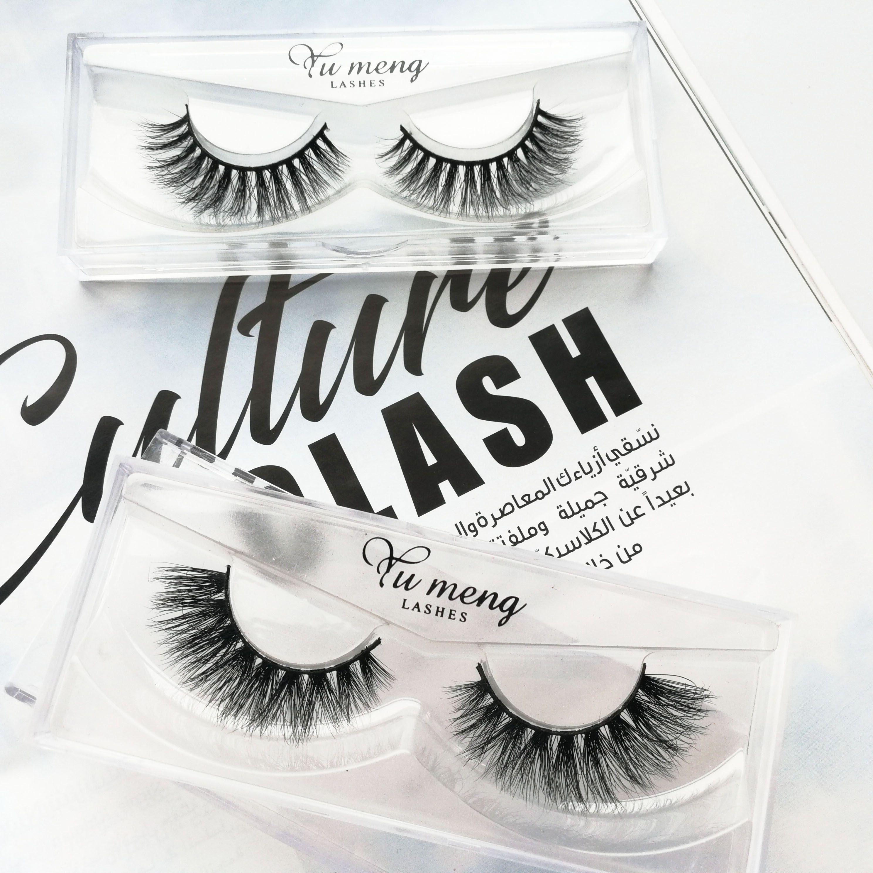 100 siberian mink eyelashes Beautiful eyelashes