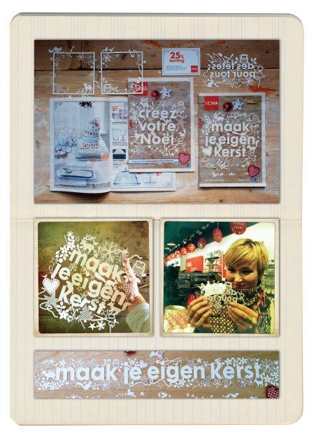 Geertje Aalders Christmas paper cuts