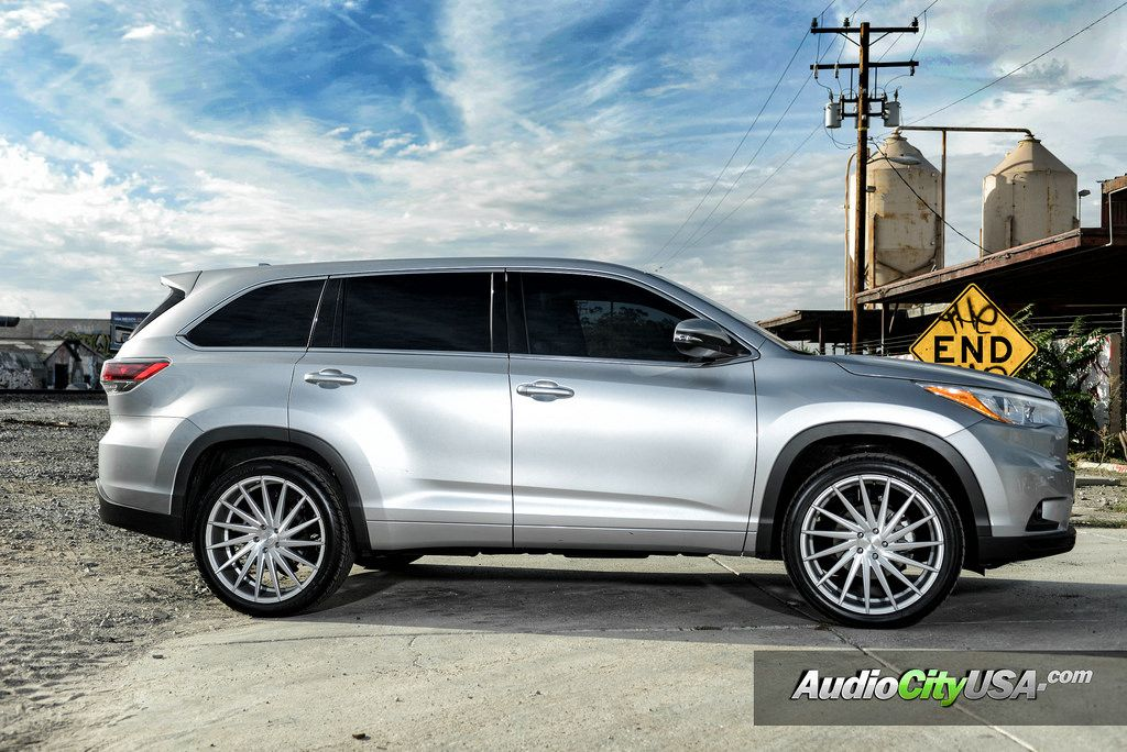 20x8 Niche Targa Toyota Highlander Google Search Custom Wheels Toyota Highlander Mazda Suv