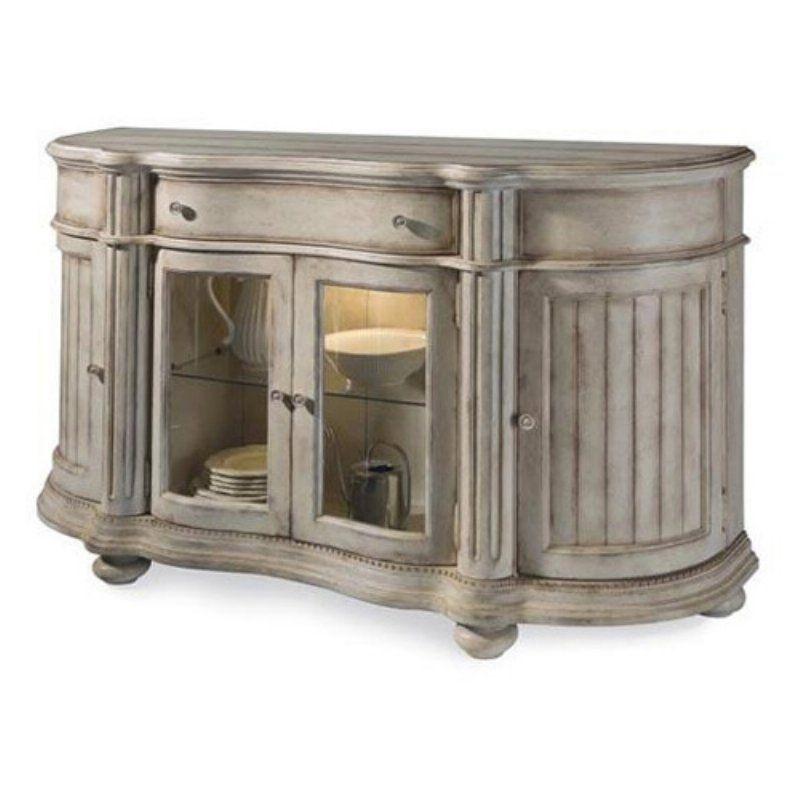A.R.T. Furniture Belmar II Sliding Door Sideboard - Antique Linen - 189251-2617