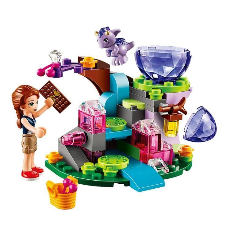 Emily Jones & The Baby Wind Dragon Building Set (83 Pieces): Price ...
