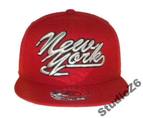 Czapka New York Bejsbolowka Fullcap Skate Hiphop Hip Hop Skate New York