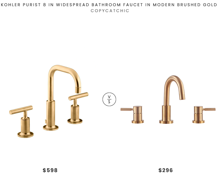 Daily Find With Images Kohler Purist Bathroom Faucets Faucet