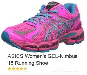 ASICS Womens GEL-Nimbus 15 Running Shoe ---Great Looking Sneakers. You still need to exercise and go to the gym. While you will not wear sneakers with your stylish jeans, you still need sneakers for exercising and walking outside. There are lots of different sneakers on the market now – pick the ones that fit you, and that fit your exercise routine. #sneakersforwomen #fashion #womensshoes