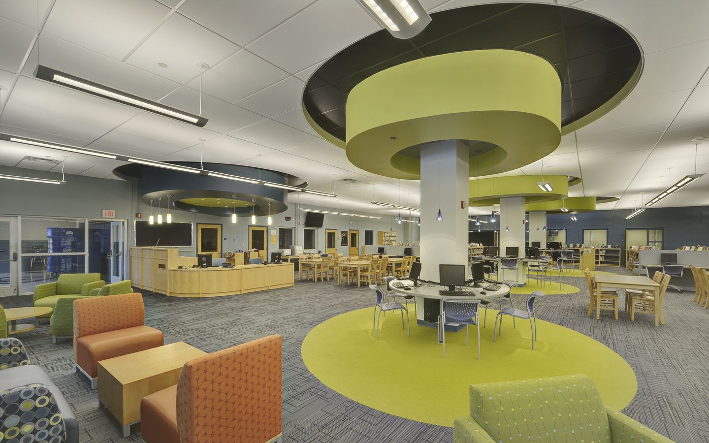 1000 Images About School On Pinterest School Library Design Public Library Design Library Furniture Design