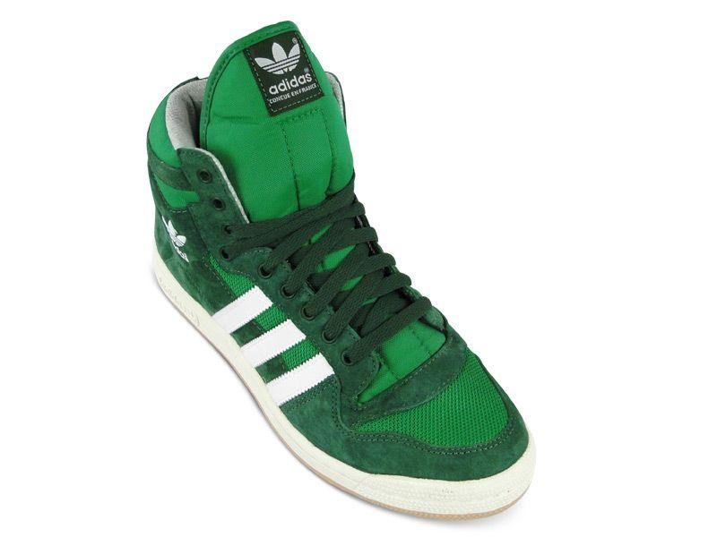 adidas DECADE OG MID (greenwhite)   heFashion   Adidas