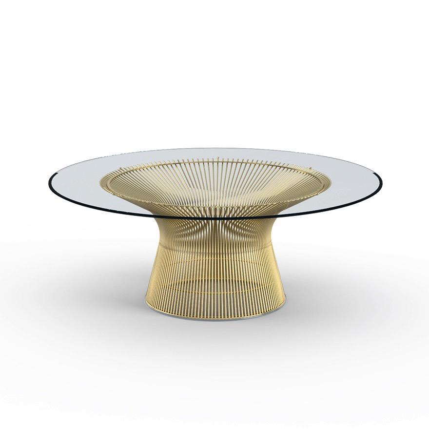 Platner Coffee Table In 2020 Coffee Table Design Warren Platner Modern Coffee Tables