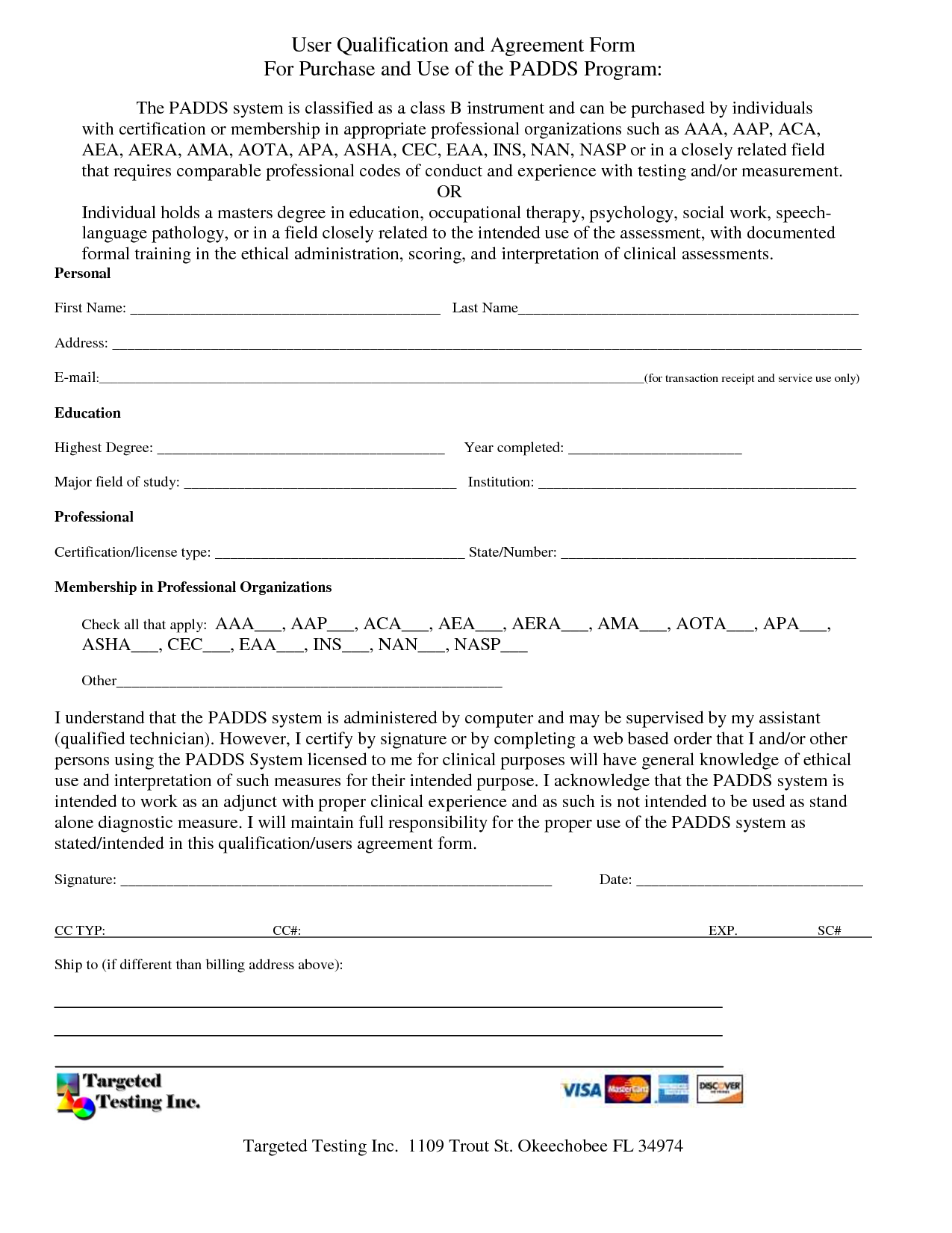 Purchase Agreement Form Free By Sarahbauer  Free Purchase