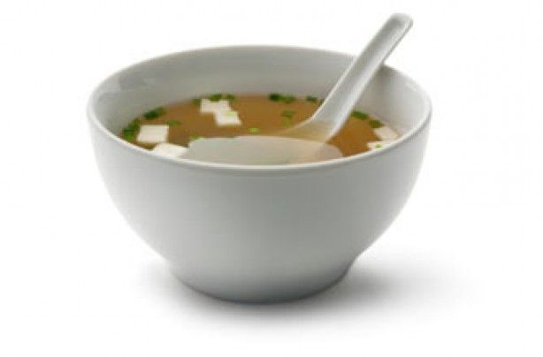 Miso soup - 57 kcal