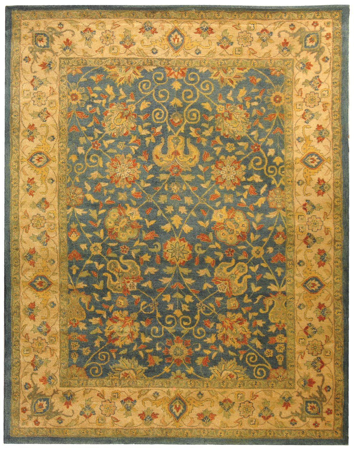Rug AT21E - Safavieh Rugs - Antiquities Rugs - Wool Rugs - Area Rugs - Runner Rugs