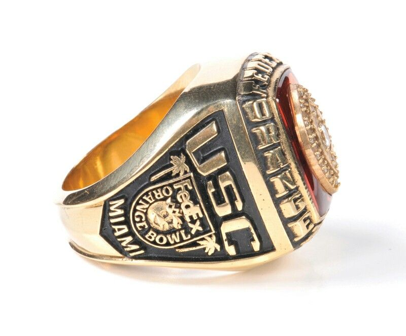 USC Football Bowl Ring Fight On Pac12