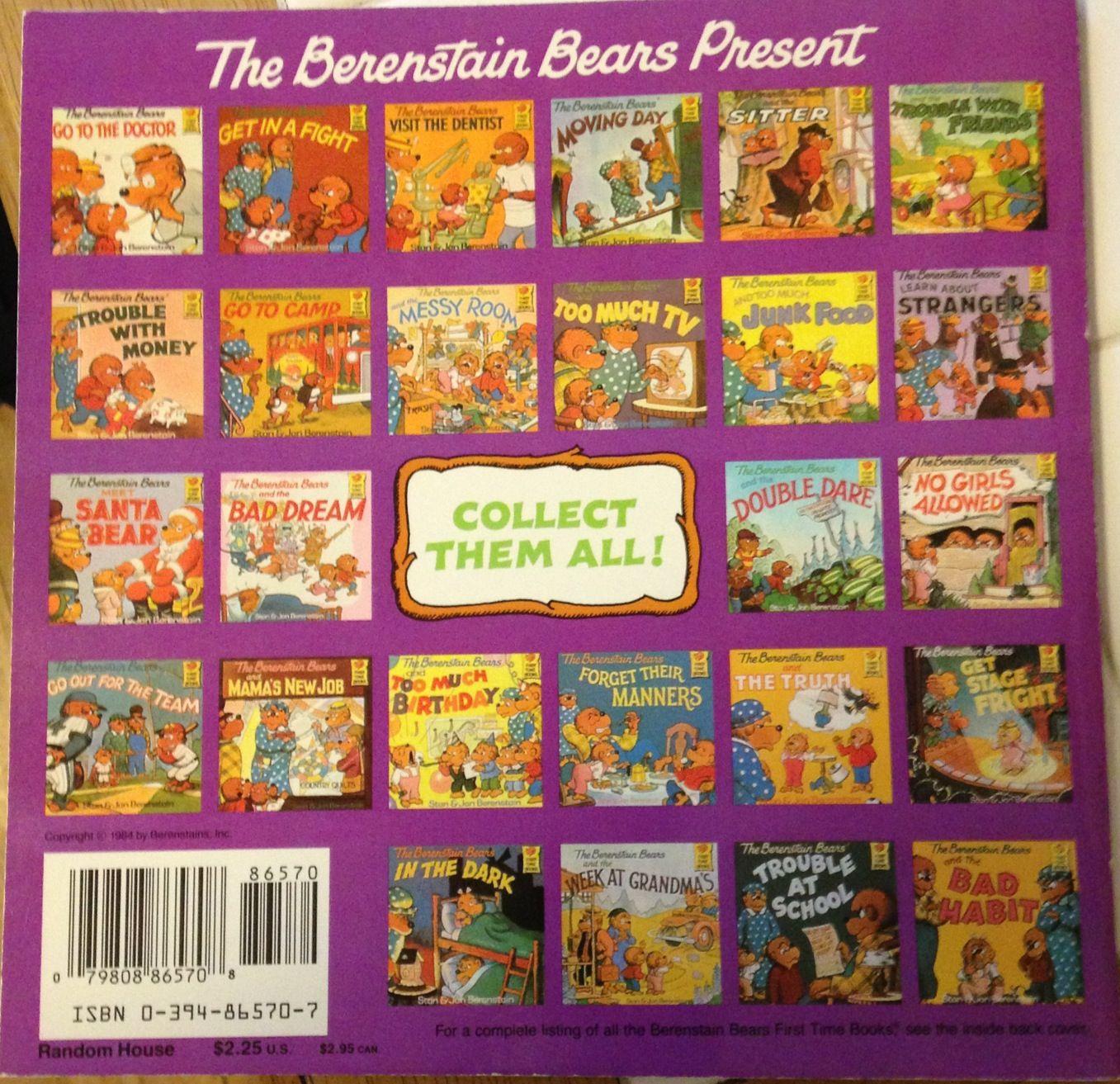 Dorable Berenstain Bears Mama Bear Para Colorear Fotos - Dibujos ...