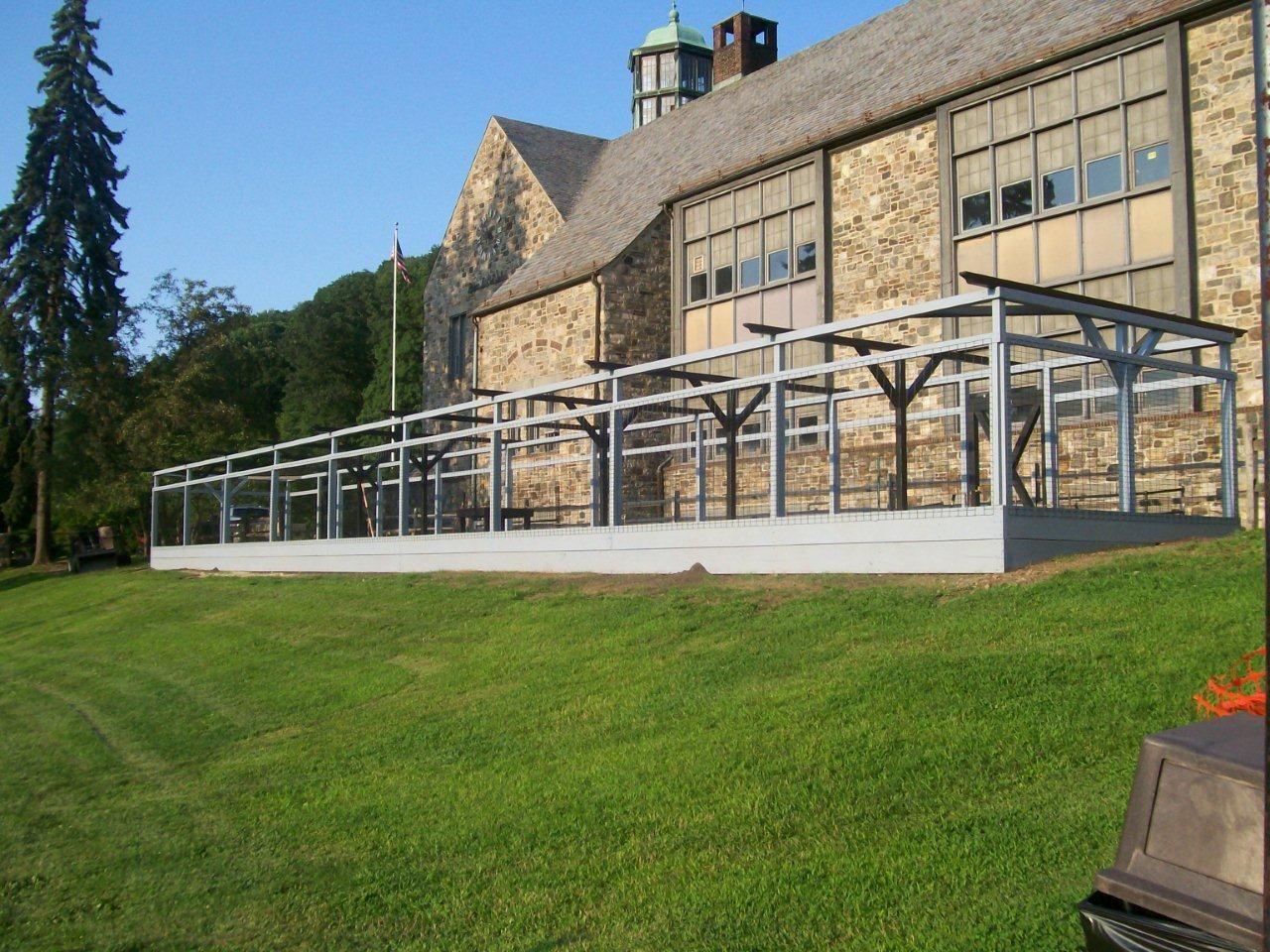 School garden System in Chappaqua NY Robert E Bell school ...