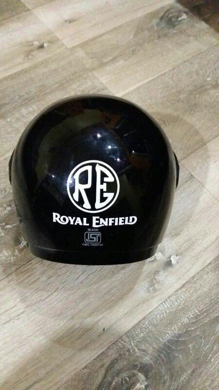 Royal Enfield Sticker For Helmet Httpmayastickerscom - Motorcycle helmet designs custom stickers