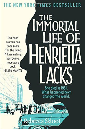 The Immortal Life Of Henrietta Lacks Epub