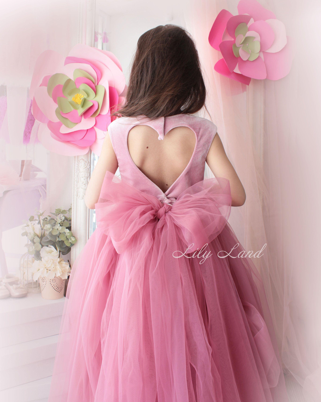 Blush pink girl dress  Girl dress Blush pink tutu dress for baby girls kids toddler dress