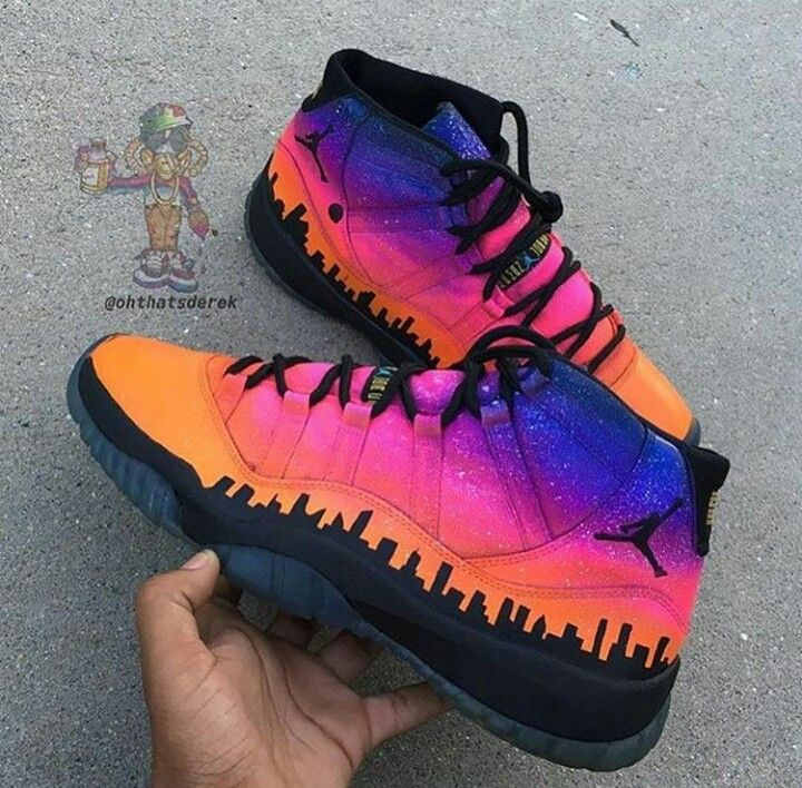 Jordan 11 Customize e5385cb42e699