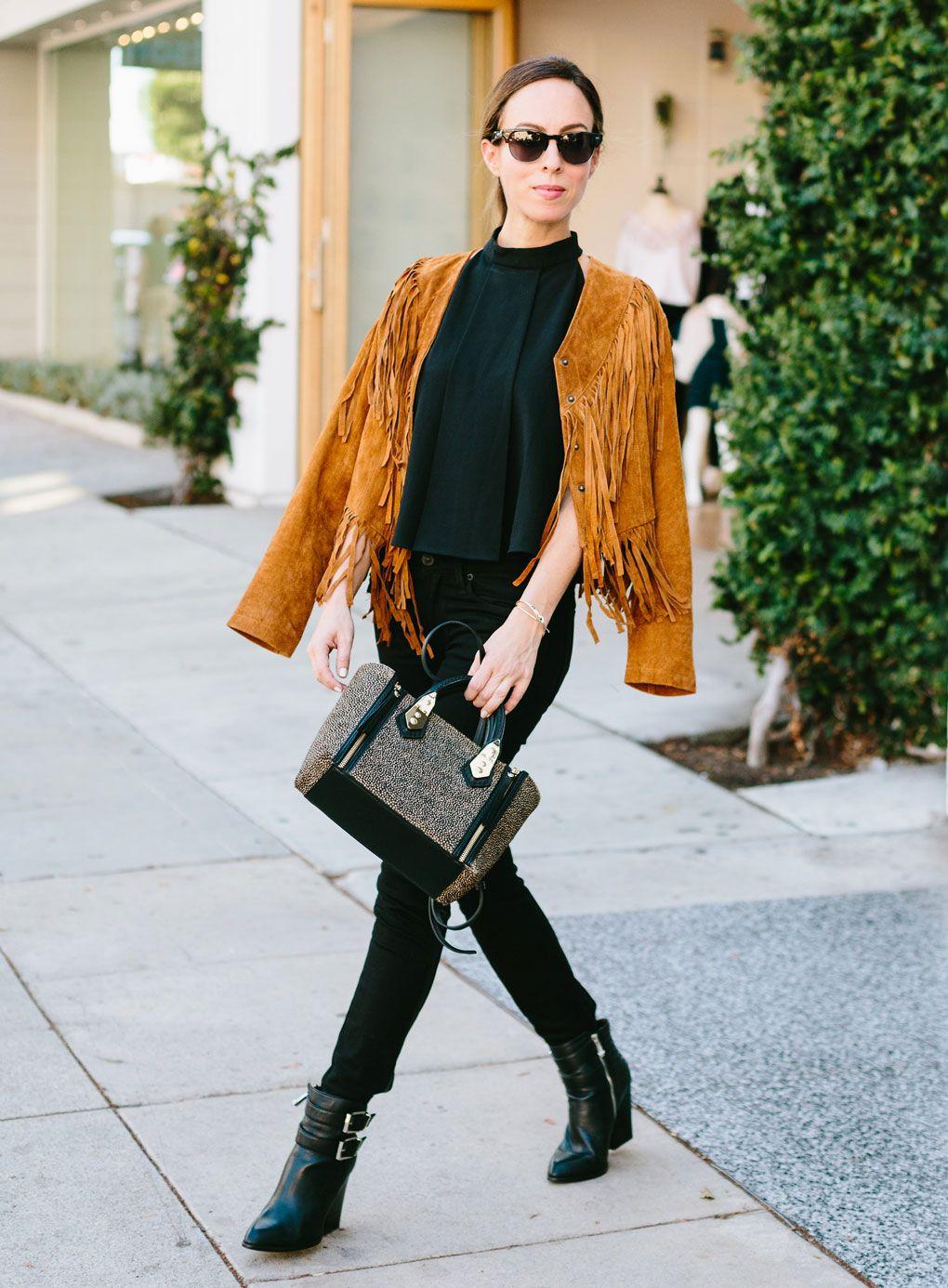 Celebrity Fashion   Sydne Style I Fashion Beauty Lifestyle   Fringe ... cba896797a