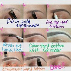 eyebrow-hacks-tips-tricks