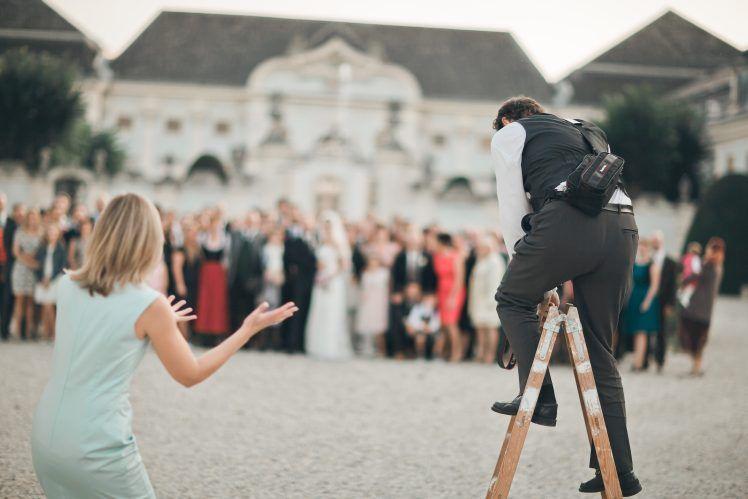 Hochzeit Gruppe Foto Portraits Posing Wien Osterreich Photographer Vienna Austria Wedding