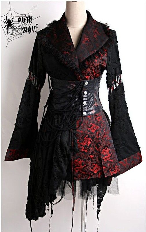 Gothic clothing stores nyc