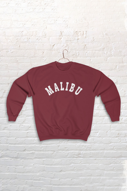 Malibu California College Sweatshirt Etsy Sweatshirts College Crewneck Sweatshirts California Sweatshirt [ 3000 x 2000 Pixel ]