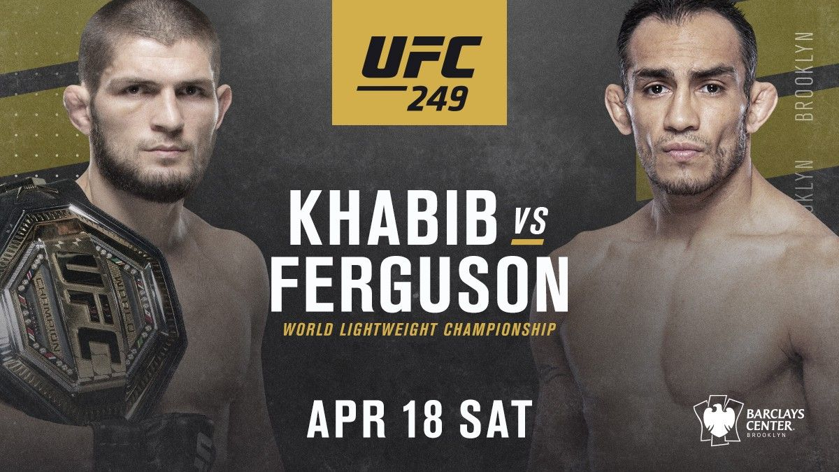 Ufc 249 Live Stream In 2020 Ufc Online Streaming Live Streaming