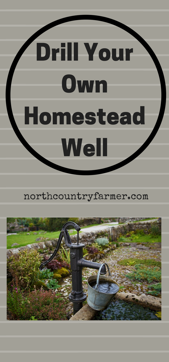 Have you ever wondered if you could drill your own water well? You can with  help from Nathaniel Burson's DVD course that has been helping folks for 15  years - Have You Ever Wondered If You Could Drill Your Own Water Well? You