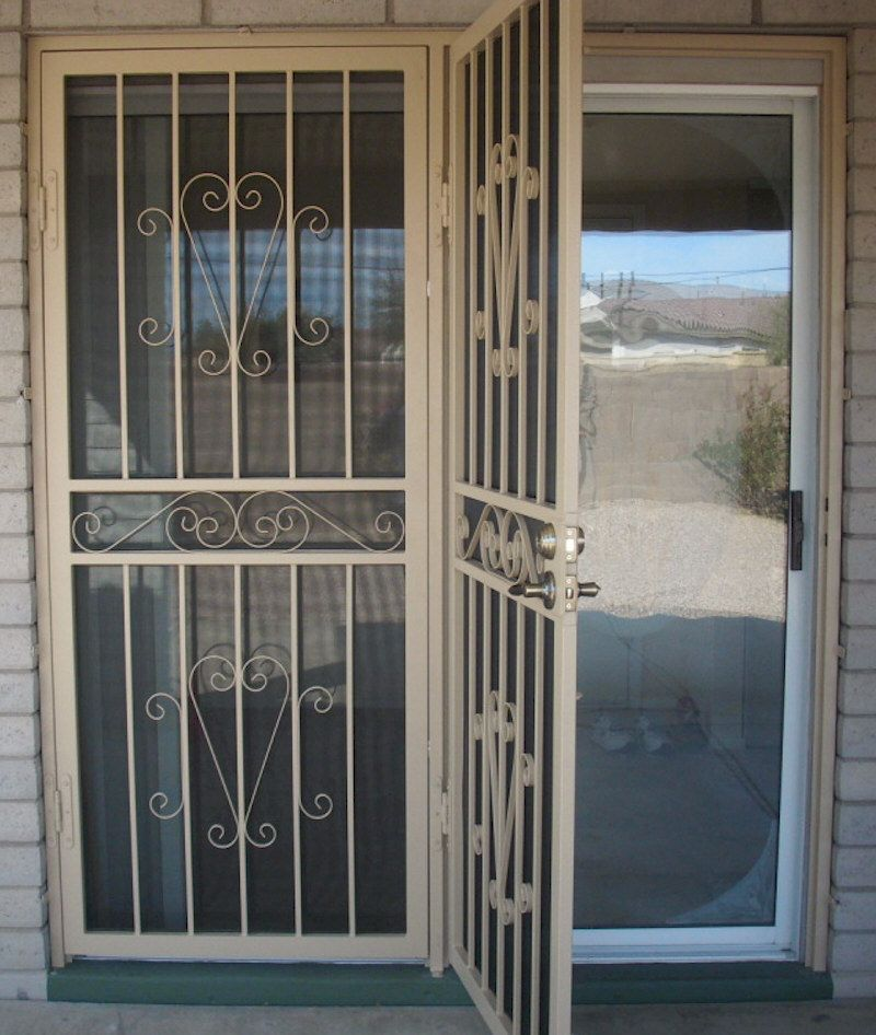 Custom Security Doors Phoenix Security Doors In 2019