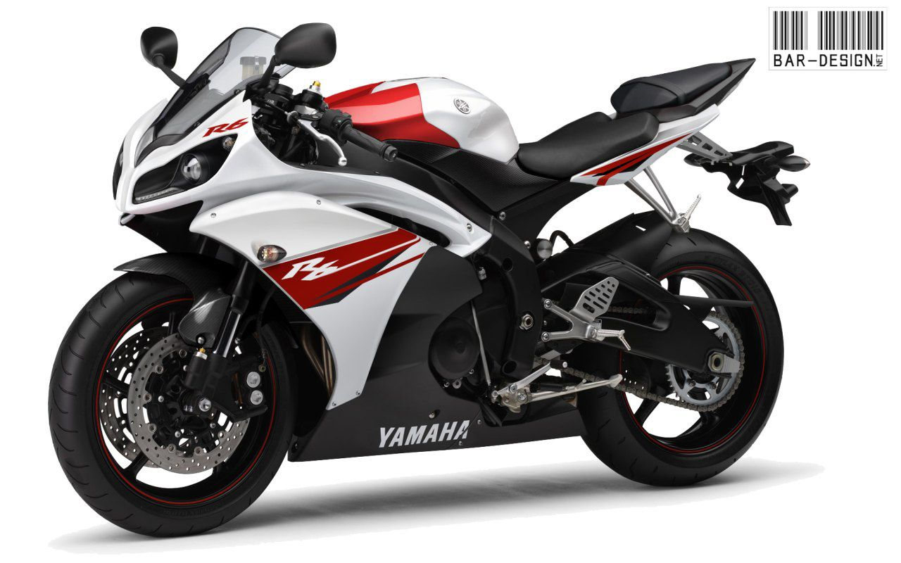Yamaha 2010 R6 (With images)