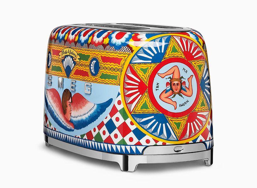Dolce gabbana smeg packaging pinterest kitchens for Smeg dolce e gabbana