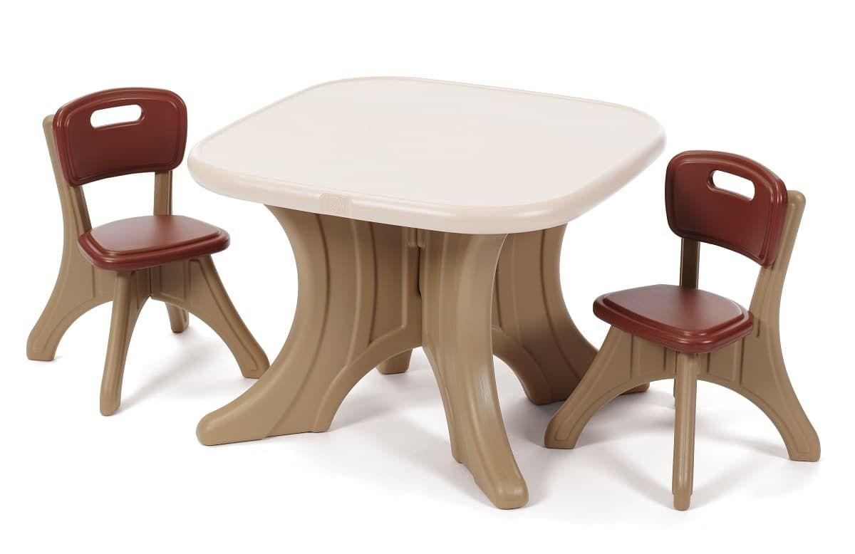Sitzgruppe Mit Tisch Und 2 Stuhlen Kindersitzgruppe Kunststoff