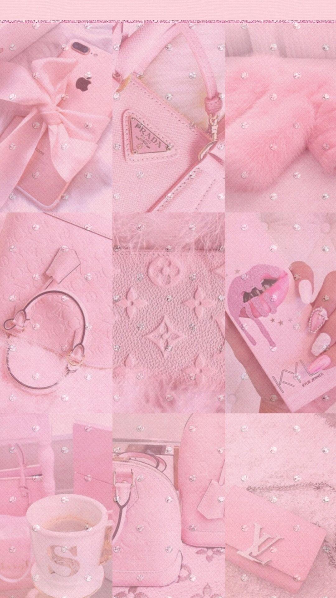WALLPAPERS — Pink wallpapers in 2020 | Pink wallpaper ...