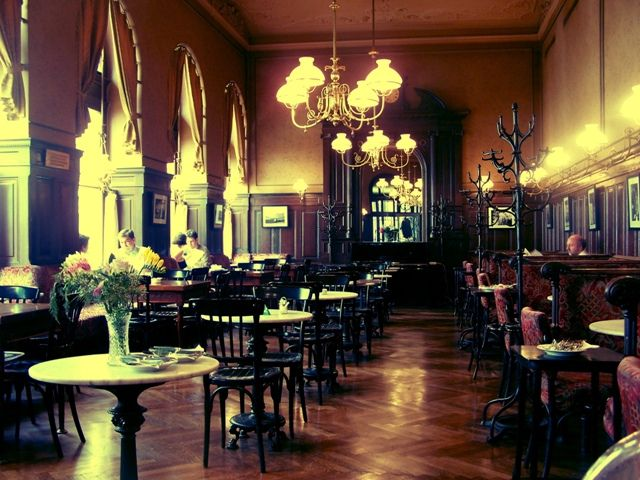 Cafe Sperl Vienna Photo By Ellie Perla Vienna Hotel Vienna Cafe House