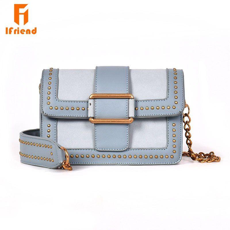 9b593d81e23 Aliexpress.com : Buy Ifriend 2018 New Fashion PU Leather Female ...