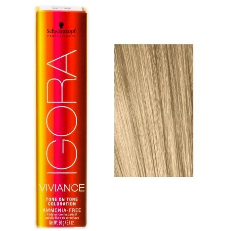 Schwarzkopf Igora Viviance Demi Permanent Hair Color 9 0 Extra Light Blonde By Schwarzkopf Professional Schwarzkopf Professional Hair Color Cream Hair Color