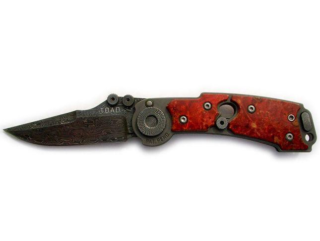 Grant and Gavin Hawk Knives - T O A D  | Tools | Tools