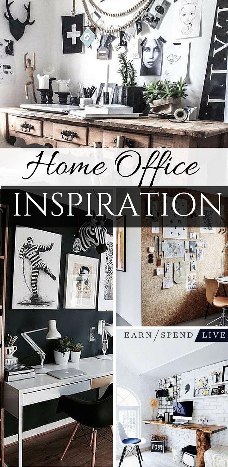 Office Inspiration The Best of WorkspaceWednesday Neutre