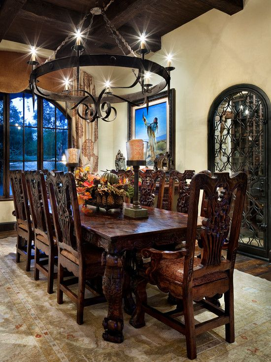 dining room design ideas on a budget on Pin On Mexican Decor