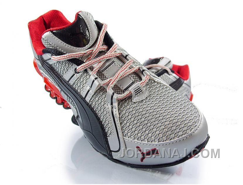 Remolque Masculinidad Descendencia  Puma Cell Cerae II Mesh Running Shoes GreyRed Discount   New jordans shoes,  Running shoes, Michael jordan shoes
