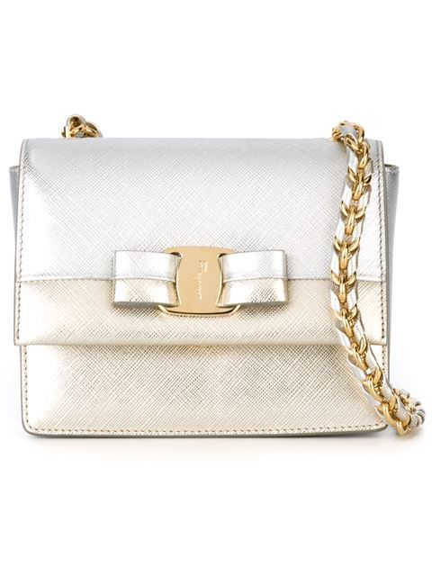 2466543714e2 SALVATORE FERRAGAMO Mini  Ginny  Crossbody Bg.  salvatoreferragamo  bags  shoulder  bags  leather  crossbody