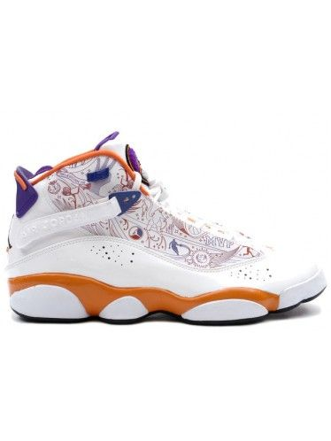 7fd27ce3664e 322992 101 Air Jordan 6 Rings Phoenix Suns