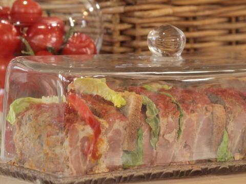 Recette du fameux pain de viande des usa vivolta vid o for Vivolta cuisine