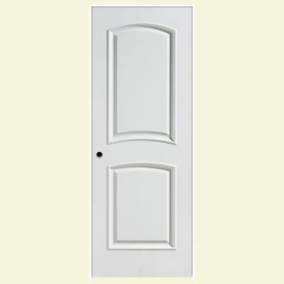 Masonite Palazzo Bellagio Smooth 2 Panel Arch Top Solid Core Primed