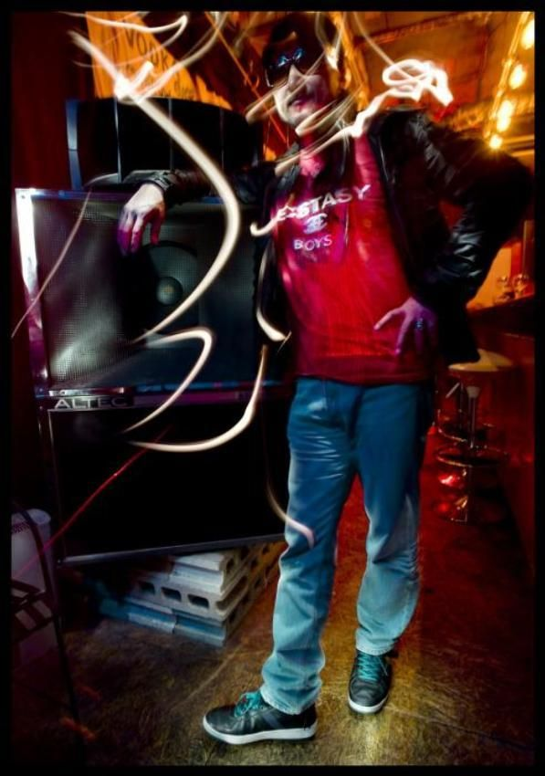 Dr.Tommy with ALTEC Speaker | ...