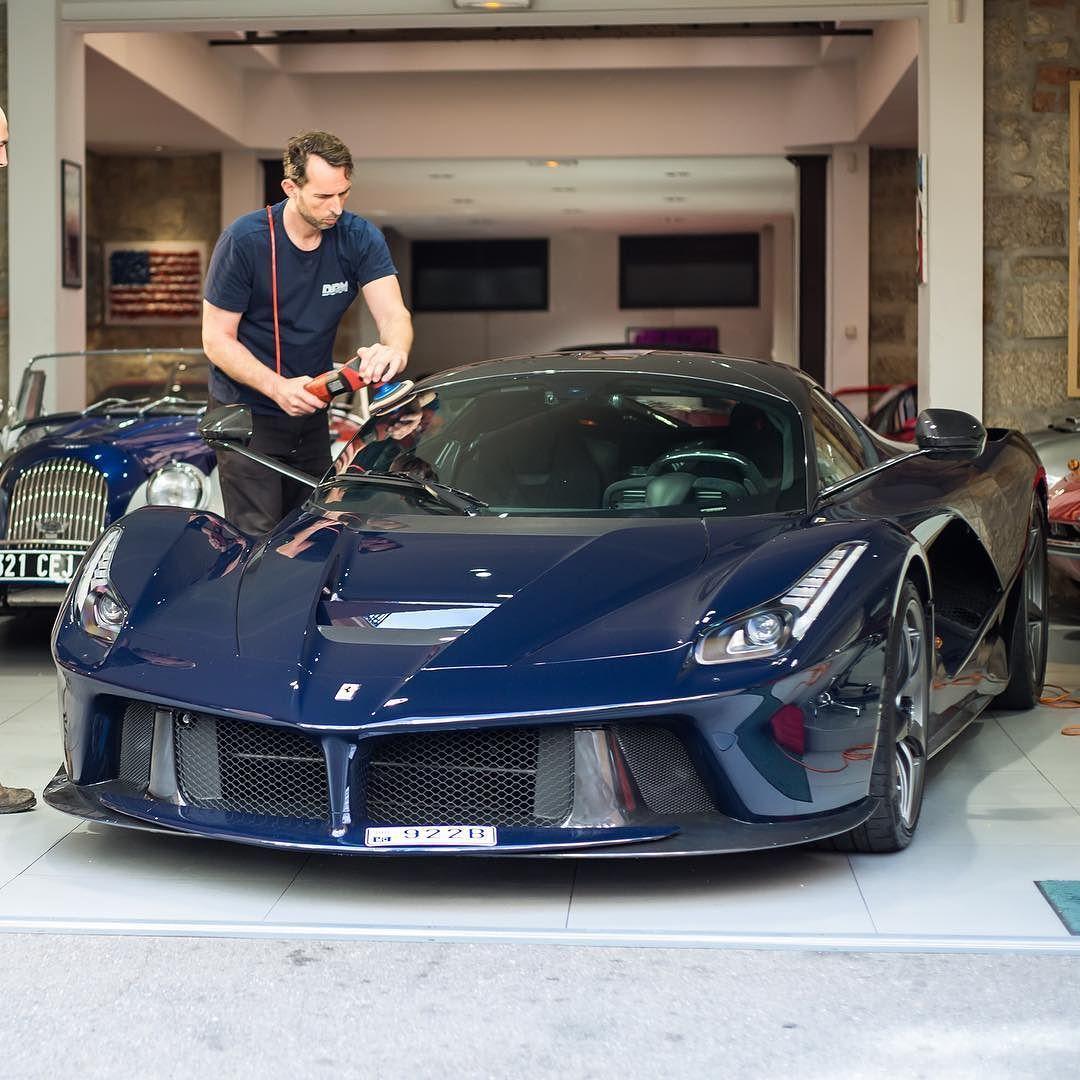 This car is just insane #laferrari #ferrari #monaco #secrets ...