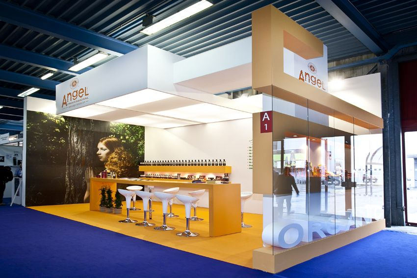 Expo Stands Kioskar : Cosmoprof stand gellery pinterest exhibitions