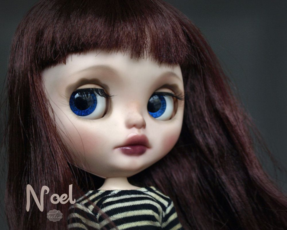 Noel | Noel will got to live with Teresa.... in Spain.. by the sea!!! ^_____^ Noel is quite pale... she will get a bit tan I'm sure.. Again, thank you to all participants! xoxoxo!