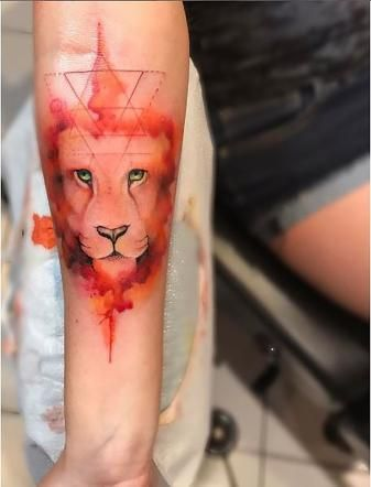 Orlando Tattoo Artist - Cortni West | Hart and Huntington Orlando ...
